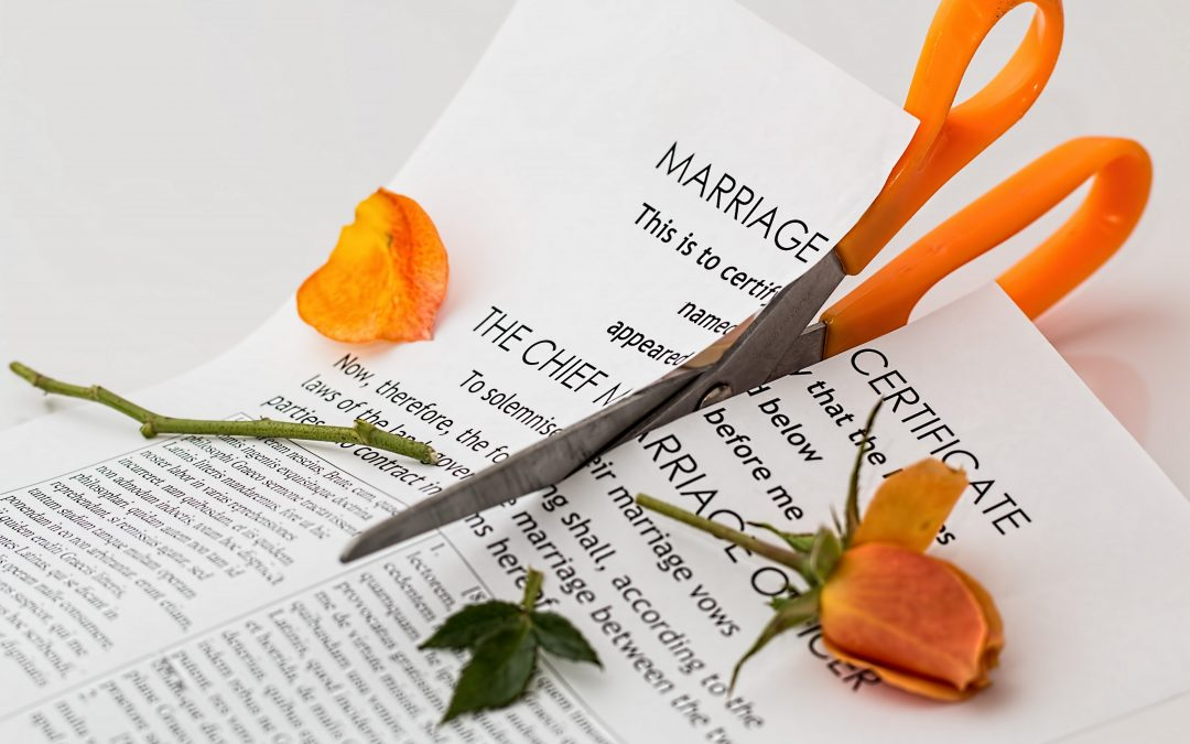 Divorce Tactics Changing Due to New Tax Law